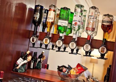 Bar in Lounge